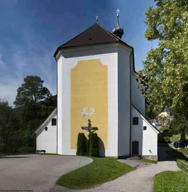 Ruhpolding Kirche St. Georg 16