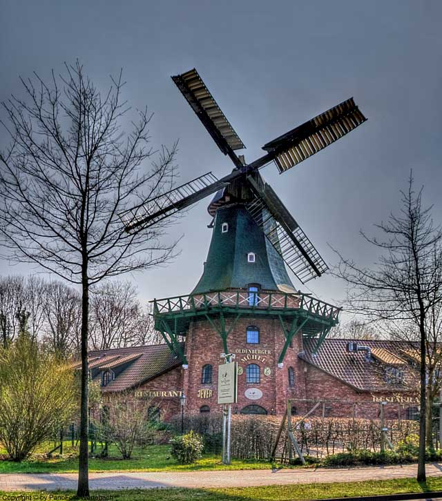 Oldenburg Windmühle